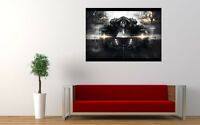 "BATMOBILE NEW GIANT LARGE ART PRINT POSTER PICTURE WALL 33.1""x23.4"""