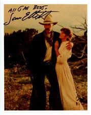 SAM ELLIOTT signed photo WESTERNS