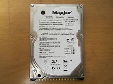 Maxtor 60GB IDE 2.5 Laptop Hard Disk Drive HDD STM960212A (I16)