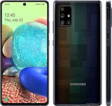 Samsung Galaxy A71 SM-A716V Verizon 5G UW Prism Black 128GB 8GB RAM Smartphone