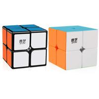 2x2x2 Fast Speed Cube Super Puzzle Rubik Rubix Magic Cube Smooth