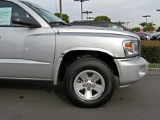 DODGE DAKOTA w/o Flares 2005 - 2012 TFP Polished Stainless Fender Trim Molding