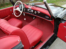 Mercedes Benz 190SL W121  1955 - 1963 German  Square Weave Carpet kit