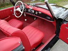 Mercedes Benz 190SL W121  1955 - 1963 German  Square Weave Carpet kit
