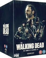 The Walking Dead: The Complete Seasons 1-8 (Box Set) [DVD]
