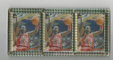 Michael Jordan Not Autographed Single Basketball Trading Cards