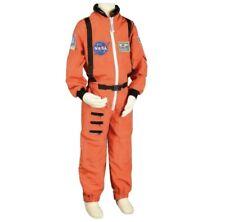 Jr. Astronaut Space Shuttle Jumpsuit Costume size 8-10 aeromaxtoys