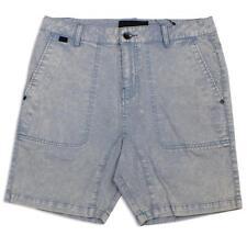 Oakley Hazer Wash Bleached Demin 32 M Mens Casual Board Shorts Walkshorts