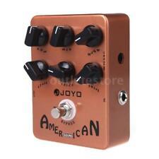 JOYO JF-14 American Sound Guitar Amp Simulator Effect Pedal+Free Ship Hot H9N4