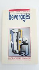 Non-Alcoholic Beverage Recipe Book - Great for Party Planning!