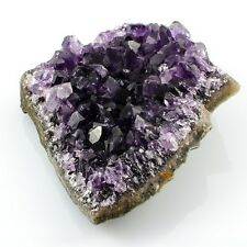 Amethyst Druzy Cluster Crystal Uruguay Grade AA Druze Natural Stone Gift 6-8 cm