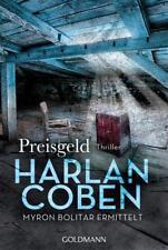 Preisgeld / Myron Bolitar Bd.4 von Harlan Coben (2016, Taschenbuch), UNGELESEN