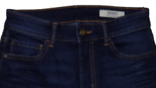 M&S Collection BNWOT Stretch Skinny Fit Ladies Indigo Jeans Size 8 30L