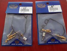 2 HONDA 78-79 CX500,CX500C,CX500D CARB KITS K&L  18-2571