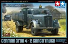 German 3T 4X2 Cargo Truck - 1/48 Military Model Kit - Tamiya 32585