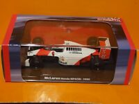 Atlas 1:43 Scale F1 Mclaren Honda  MP4/5B 1990  Ayrton Senna