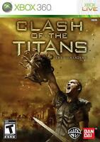 Clash of the Titans: The Videogame - Microsoft Xbox 360 X360 Game