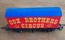 Hornby cox brothers circus wagon oo gauge