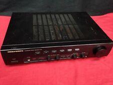 Marantz Stereo Integrated Amplifier, Model PM-57, Black finish, Phono, CD, AUX