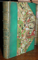 1900 Cassell's History of England SPECIAL EDITION Leather Binding Illustrated