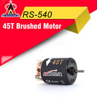 AUSTAR RS-540 45T 35T 27T Brushed Motor for 1/10 Axial SCX10 RC 4WD Car Truck