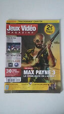 JEUX VIDEO MAGAZINE N°139 - Juin 2012 - MAX PAYNE 3 FIFA PES DRAGON'S DOGMA