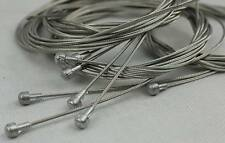 10 STAINLESS STEEL JAGWIRE BRAKE INNER CABLE ROAD BIKE PEAR END FOR SHIMANO SRAM