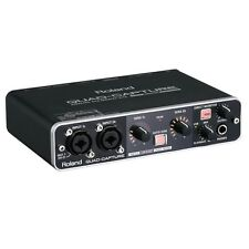 Roland Interface Quad-Capture UA55 Audio-Interface UA 55 mobile USB Soundkarte