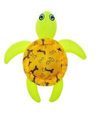 Green Turtle Dog Chew Toy ;'[-