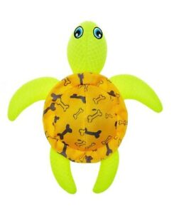 Green Turtle Dog Chew Toy ';