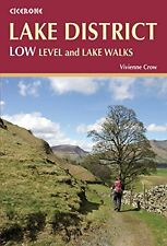 Lake District: Low Level and Lake Walks New Paperback Book Vivienne Crow