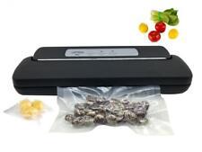 Laptronix Food Vacuum Sealer Bag Packing Machine Sous Vide Kitchen Storage 5 Bag
