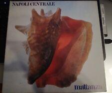 NAPOLI CENTRALE - MATTANZA - VINILE 33 GIRI ORIGINALE 1976 - GATEFOLD - NUOVO
