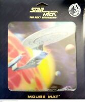 STAR TREK: THE NEXT GENERATION™ MOUSE MAT™ 3-D New In Pack 1997