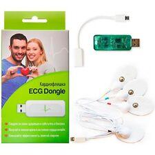 Dongle USB électrocardiogramme ECG/Sardio moniteur cardiaque Holter Portable