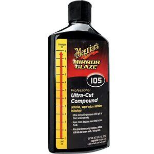 Meguiar's M105 Ultra-Cut Compound - Liquide à Polir Ultra Puissant - 237 ml