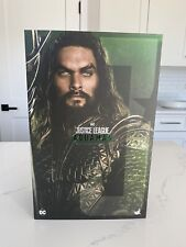 Hot Toys Aquaman Justice League MMS447 No Mother Box