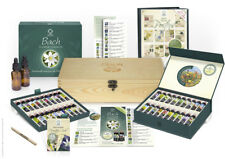 Bach Flower Essence Complete Kit Wooden Case. Practitioner Gift Set Remedy Box
