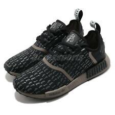 adidas Originals NMD_R1 BOOST Star Wars Mandolarian Black Brown Men Shoes GZ2737