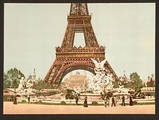 10 Victorian Views Exposition Universelle 1900 Paris World Fair Old Photos Print