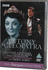 Antony And Cleopatra - BBC Shakespeare DVD New Sealed