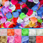 Top Quality Silk Rose Petals Wedding Flower Confetti Party Table Bed Decorations