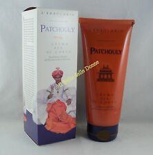 ERBOLARIO Crema corporal perfume PATCHOULY 200 ml mujer para el cuerpo
