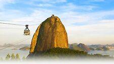 RIO DE JANEIRO BRAZIL SUGARLOAF MOUNTAIN SUGAR LOAF 16x20 CANVAS PRINT 6