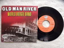 "45T 7"" WORLD BOOGIE BAND ""Old Man River"" SHOTGUN 195.002 FRANCE µ"
