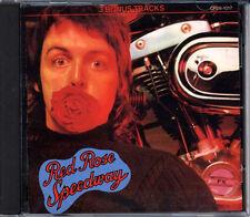 Paul McCartney WINGS Red Rose Speedway JAPAN 1st Press 1988 CD CP28-1017