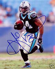 DeAngelo Williams Carolina Panthers SIGNED Photo COA!