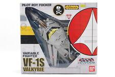 NEAR MINT++ BANDAI Robotech Macross 1/55 Valkyire VF-1S Action Figure Japan 1447