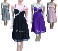 Chiffon Cocktail Knee-Length Dresses