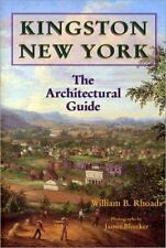 Kingston, New York: The Architectural Guide-ExLibrary